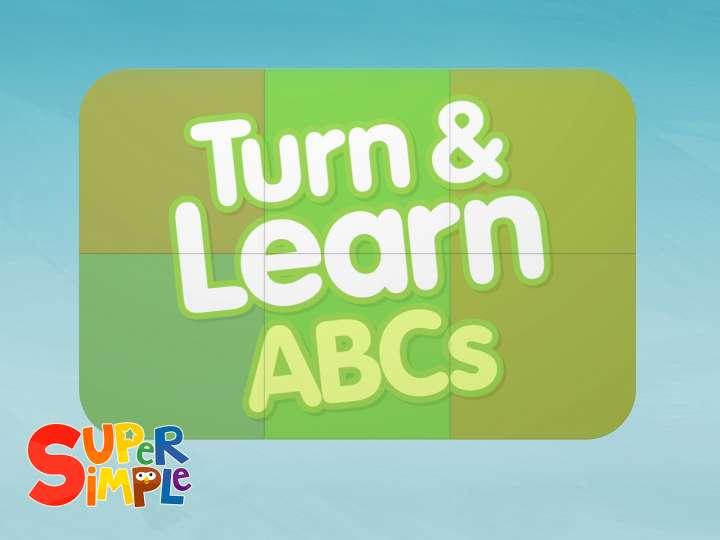 Turn & Learn ABCs - Super Simple