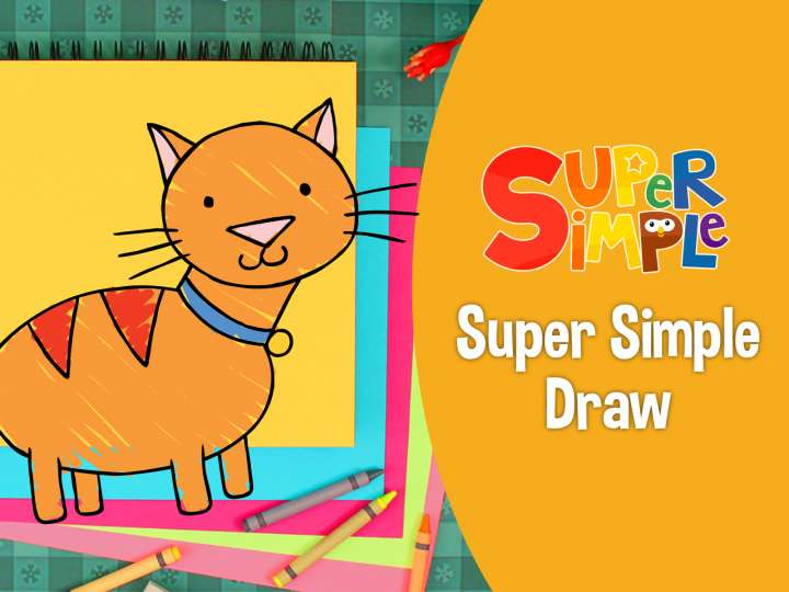 Super Simple Draw - Super Simple