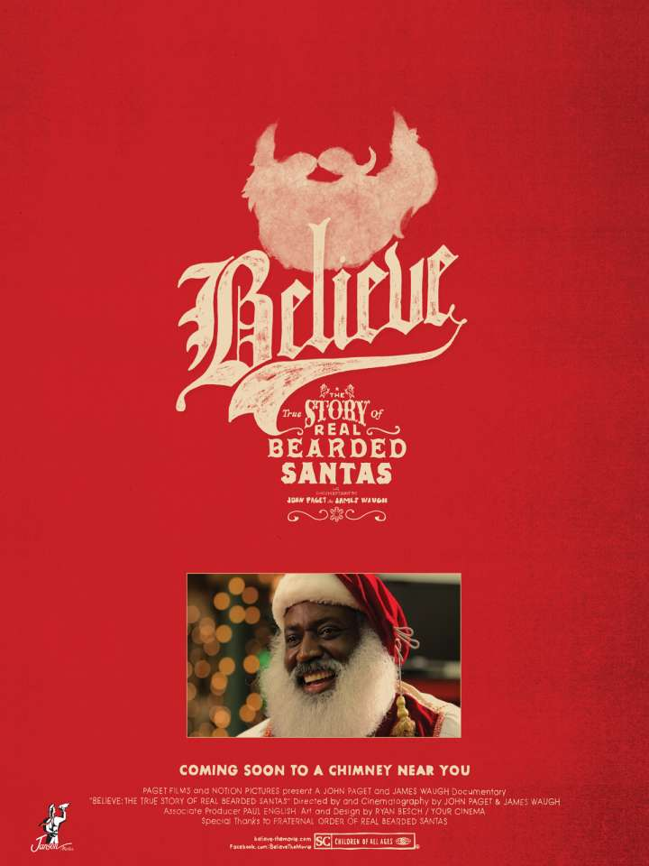 Believe: The True Story of Real Bearded Santas
