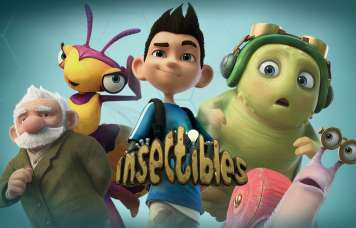 Insectibles is Perfect TV for the Entire Family