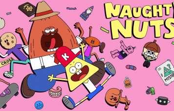 Naughty Nuts Cracks Open on Amazon Prime