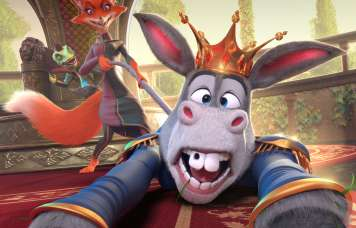 Animated Family Comedy THE DONKEY KING to be Released On Demand July 4th Weekend